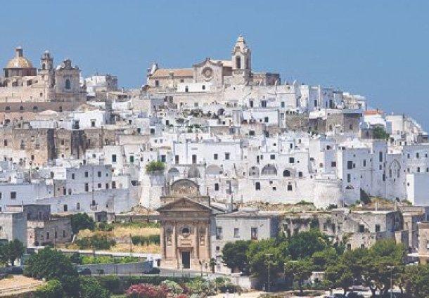 Visitare la Puglia: Via del Faro Apartments